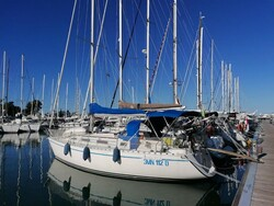 Gib Sea sailing boat - Auction 5976