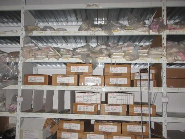 6#5979 Tessuti e accessori in vendita - foto 59