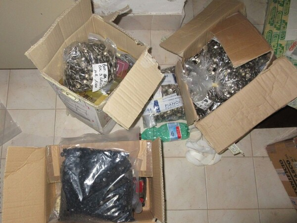 6#5979 Tessuti e accessori in vendita - foto 63