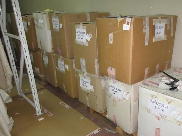 6#5979 Tessuti e accessori in vendita - foto 79