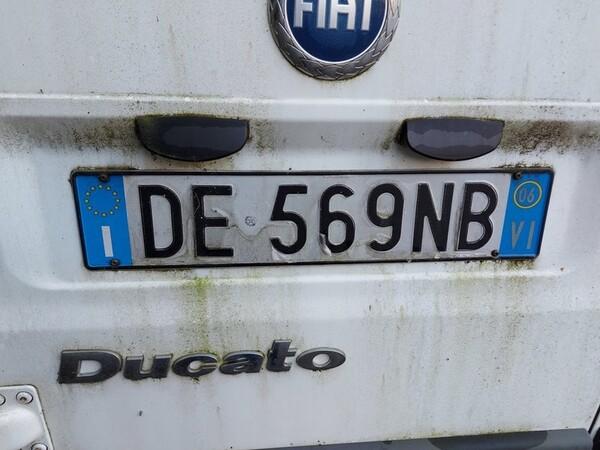 1#5980 Autocarro Fiat Ducato in vendita - foto 6
