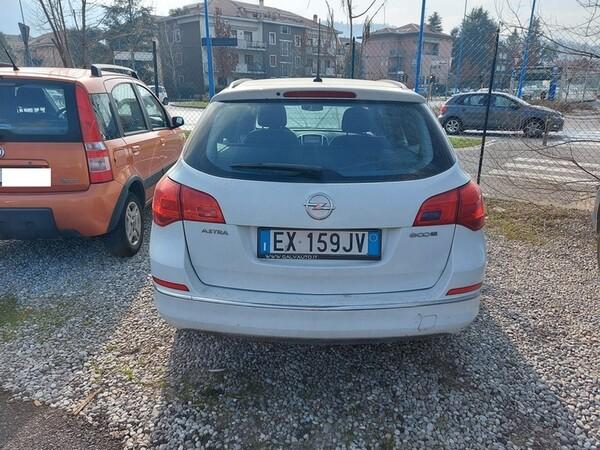 2#5980 Autovettura Opel Astra in vendita - foto 13