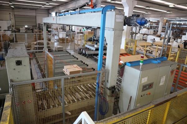 1#5984 Cessione complesso di azienda dedita alla produzione di mobili in kit in vendita - foto 25