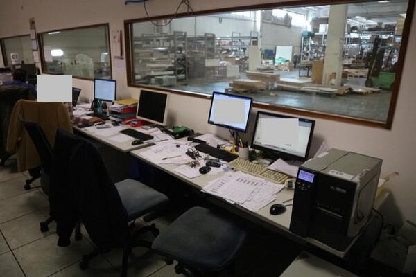 1#5984 Cessione complesso di azienda dedita alla produzione di mobili in kit in vendita - foto 45