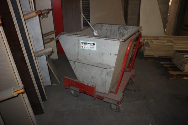 1#5984 Cessione complesso di azienda dedita alla produzione di mobili in kit in vendita - foto 63
