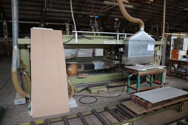 1#5984 Cessione complesso di azienda dedita alla produzione di mobili in kit in vendita - foto 83