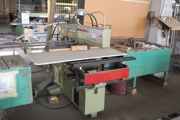 1#5984 Cessione complesso di azienda dedita alla produzione di mobili in kit in vendita - foto 88