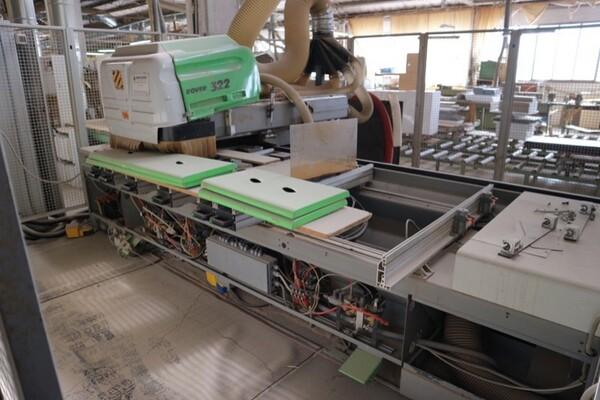 1#5984 Cessione complesso di azienda dedita alla produzione di mobili in kit in vendita - foto 99