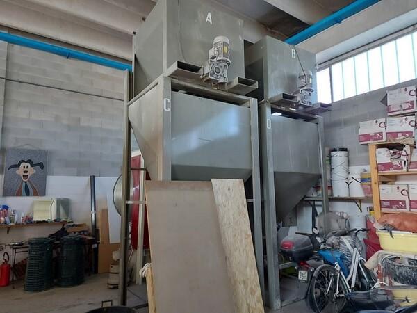 1#5988 Impianto produzione polveri Origami 5 e computer Hp in vendita - foto 1