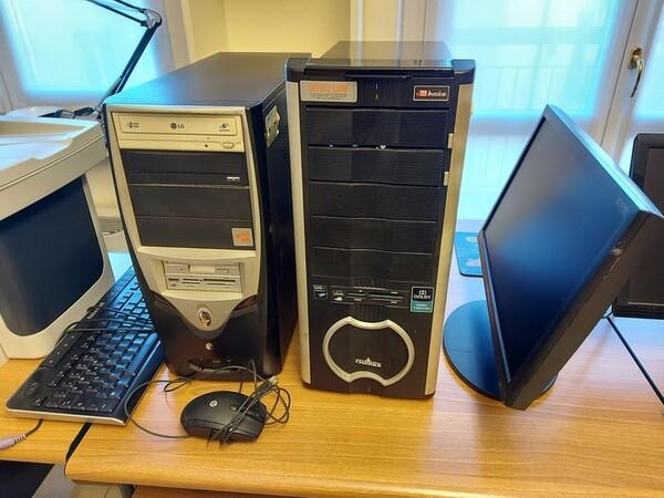 1#5988 Impianto produzione polveri Origami 5 e computer Hp in vendita - foto 5