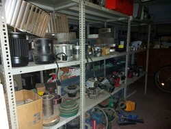Workshop equipment and office furniture - Lot 0 (Auction 5989)