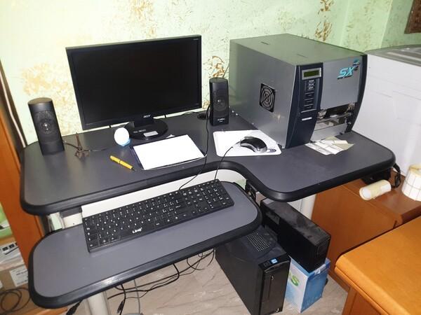 3#5990 Arredi ufficio e attrezzature informatiche in vendita - foto 2