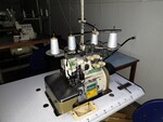 Macchine per lavorazione tessile Juki Rimoldi e Brother - Lotto 4 (Asta 5990)