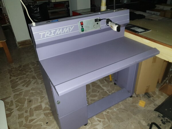 5#5990 Materie prime per lavorazione tessile e capi abbigliamento in vendita - foto 6