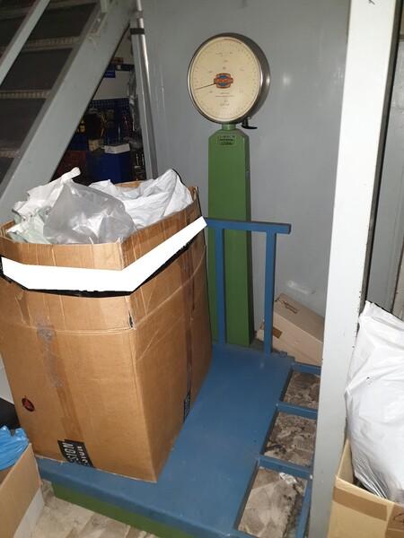 5#5990 Materie prime per lavorazione tessile e capi abbigliamento in vendita - foto 10
