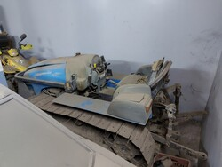 Landini tracked agricultural tractor - Lot 11 (Auction 5992)