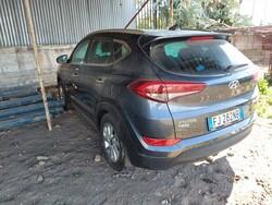 Hyundai Tucson car - Lot 14 (Auction 5992)
