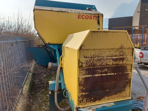 1#5997 Miscelatore per rifiuti Aleco e carrello elevatore Linde in vendita - foto 2