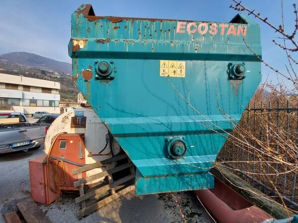 1#5997 Miscelatore per rifiuti Aleco e carrello elevatore Linde in vendita - foto 6