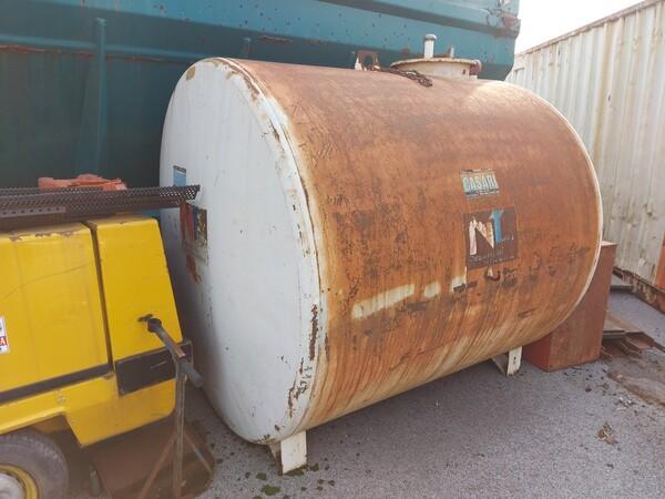 1#5997 Miscelatore per rifiuti Aleco e carrello elevatore Linde in vendita - foto 10