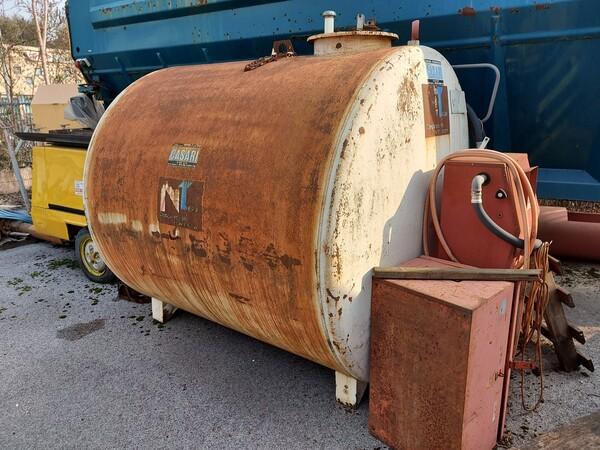 1#5997 Miscelatore per rifiuti Aleco e carrello elevatore Linde in vendita - foto 11