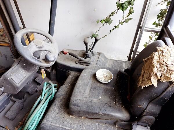 1#5997 Miscelatore per rifiuti Aleco e carrello elevatore Linde in vendita - foto 21