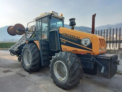 Doppsradt Grizzly 320 windrow turner - Lote 12 (Subasta 5997)