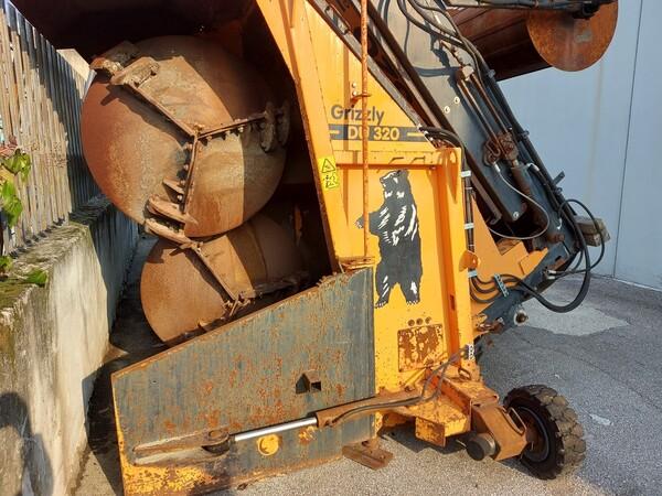 12#5997 Rivoltatore Doppstadt Grizzly 320 in vendita - foto 18
