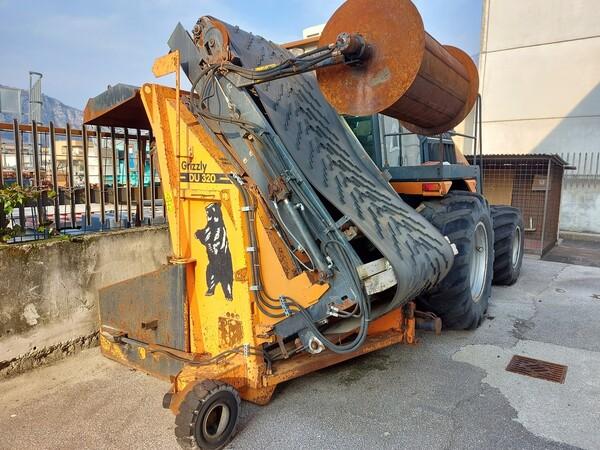 12#5997 Rivoltatore Doppstadt Grizzly 320 in vendita - foto 20