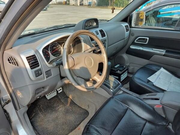 3#5997 Autovettura Isuzu TFS 4wd in vendita - foto 15