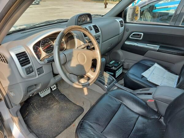 3#5997 Autovettura Isuzu TFS 4wd in vendita - foto 16