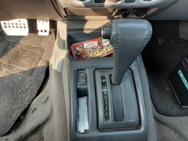 3#5997 Autovettura Isuzu TFS 4wd in vendita - foto 19