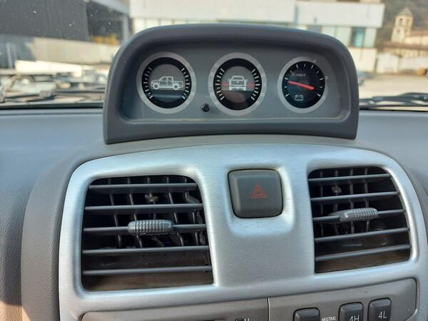 3#5997 Autovettura Isuzu TFS 4wd in vendita - foto 21