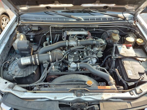 3#5997 Autovettura Isuzu TFS 4wd in vendita - foto 25