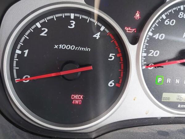 3#5997 Autovettura Isuzu TFS 4wd in vendita - foto 29