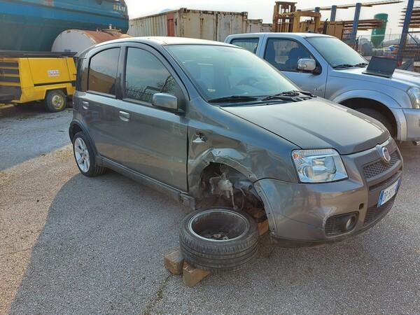 4#5997 Autovettura Fiat Panda 100HP in vendita - foto 1