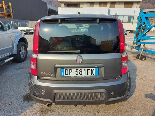 4#5997 Autovettura Fiat Panda 100HP in vendita - foto 4