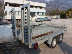 Alfer Humbau and Turatello trailers - Lot 5 (Auction 5997)