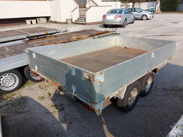 5#5997 Rimorchi Alfer Humbau e Turatello in vendita - foto 5