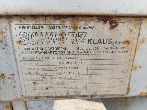 5#5997 Rimorchi Alfer Humbau e Turatello in vendita - foto 7