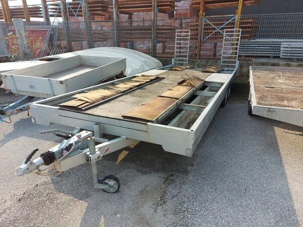 5#5997 Rimorchi Alfer Humbau e Turatello in vendita - foto 8