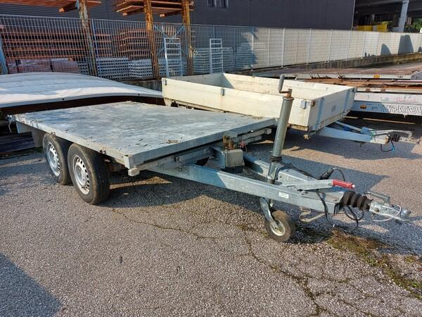 5#5997 Rimorchi Alfer Humbau e Turatello in vendita - foto 17
