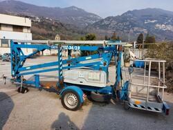 Piattaforma Genie Industries TMZ 34/19 - Lotto 8 (Asta 5997)