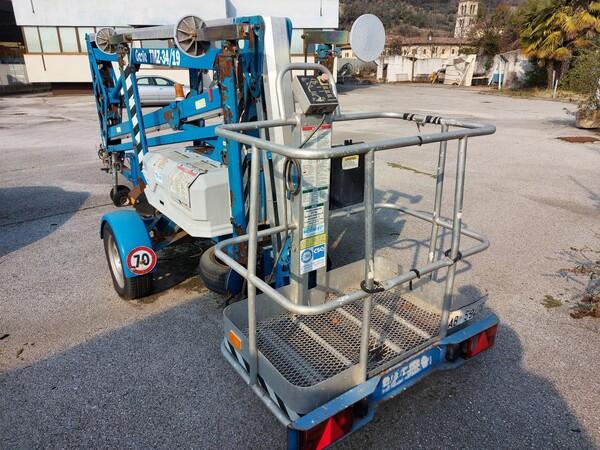 8#5997 Piattaforma Genie Industries TMZ 34/19 in vendita - foto 2