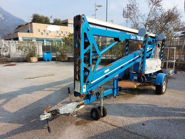 8#5997 Piattaforma Genie Industries TMZ 34/19 in vendita - foto 3