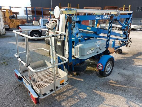 8#5997 Piattaforma Genie Industries TMZ 34/19 in vendita - foto 5