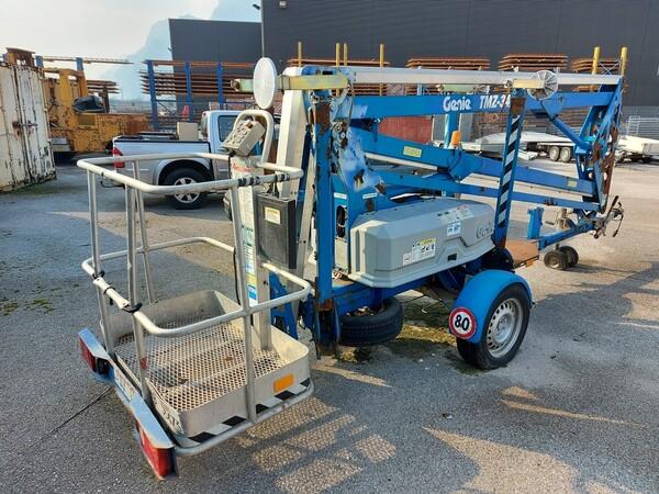 8#5997 Piattaforma Genie Industries TMZ 34/19 in vendita - foto 6