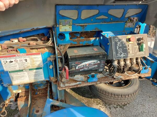 8#5997 Piattaforma Genie Industries TMZ 34/19 in vendita - foto 14