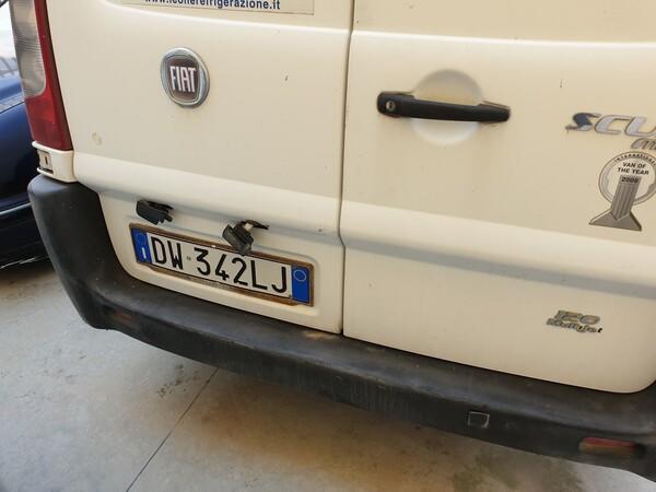 2#6003 Autocarro Fiat Scudo in vendita - foto 3