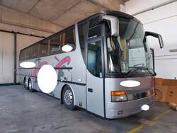 Setra Evobus bus - Lote 1 (Subasta 6004)